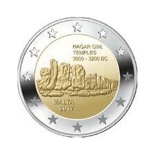 "Malta 2 Euro commemorative coin 2017 ""Hagar Qim"" UNC"