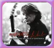 Fabrizio De Andre' In Direzione Ostinata E Contraria Box 3 CD Nuovo Raccolta