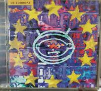 U2 ZOOROPA COMPACT DISC