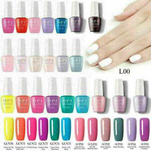 Nail Polish Art Gel Color Soak-off UV/LED Manicure 155 Colors 15ml/0.5fl.oz