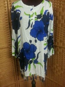 LADIES FESTIVAL BOHO TOP FIT APPROX UP TO 14