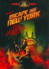 ESCAPE FROM NEW YORK NEW REGION 1 DVD