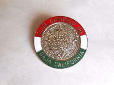 Vintage Club Canofilo de Baja California Mexico Dog or Kennel Club Enamel Pin