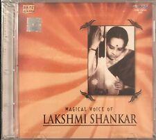 Magical Voice Of Lakshmi Shankar - CD (RPG) Saregama RPG. NEW. STILL SEALED.