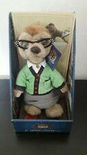 Yakov's Toyshop  Maiya  boxed meerkat with certificate