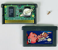Kirby: Nightmare in Dream Land (Nintendo Game Boy Advance, 2002) Authentic