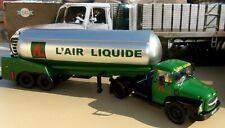 n° 46  UNIC MZ 36  Camion Semi Remorque Citerne AIR LIQUIDE  1/43 Neuf