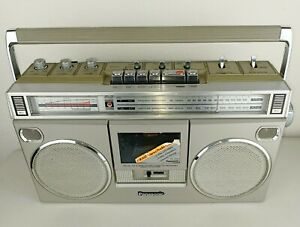 Panasonic RX-5090 - FM AM Stereo Radio/Cassette Recorder - R. Ch. Not Working.