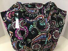 Vera Bradley GLENNA handbag BANDANA SWIRL purse tote NWT