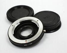 Minolta MD MC Objektivadapter für Pentax K mount PK kamera adapter K-3 II 5 7 30