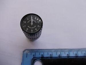 Bourns Potentiometer knobpot 3600s-1 502 5KΩ ohm 1984 8445x resistor