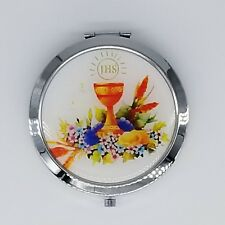 12x1st Communion Compact Mirror Recuerdos De Primera Communion/1RA COMUNION/Bapt