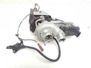 VW AUDI PORSCHE 4,2 TDI Turbolader Garrett 250KW 10242611008F 057971845 62,000KM