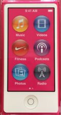 16 GB iPod Nano Apple Pink Model A1446