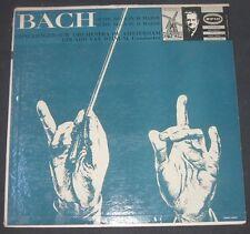 BACH - SUITE No. 3 / 4 VAN BEINUM  EPIC GOLD LABEL LC 3332 lp