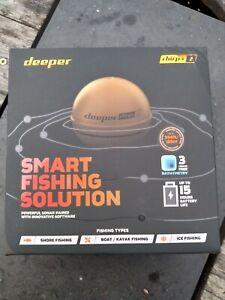 Deeper Chirp + 2 Smart Sonar NEW Carp Fishing Smart Sonar Fishfinder - DP4H10S10
