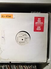 """Lou Reed - My Red Joystick 2 Vers  I love You Suzanne 12 """"EP 3 Song Promo  VG +"""