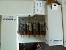 MATCHED QUAD OF TUBES 807 5933 S P17W Military Thomson CSF FSE NOS NIB