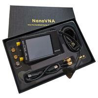 NanoVNA-H Vector Network Antenna Analyzer 50KHz-900MHz MF HF VHF UHF