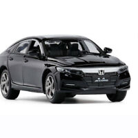 Honda Accord 1:32 Scale Car Model Diecast Gift Toy Vehicle Black Collection Kids