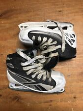 Reebok 2K Youth Ice Hockey Goalie Skates 3D