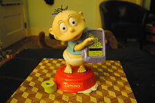 Tommy Rugrats Reptar Crunch Shooter Sound Motion Doughnut Shooter 1999 Vintage