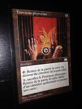 MTG MAGIC WEATHERLIGHT PHYREXIAN FURNACE (FRENCH FOURNEAU PHYREXIAN) NM