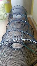 Xxlcrab trap net pour crabe crevette homard anguille pêche pot