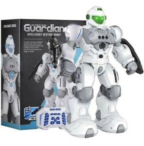 Sonomo Guardian Gesture Robot Toys for 6-9 Year Old RC Gifts for Kids