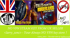 Tales from the Borderlands (Inc. tous EP) Clé Steam aucun VPN region free Vendeur Britannique