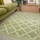 Sage Green Living Room Rugs Soft Small Large Rug Long Trellis Moroccan Runners