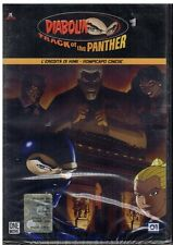 dvd  DIABOLIK TRACK OF THE PANTHER L'EREDITA' DI KING - ROMPICAPO CINESE