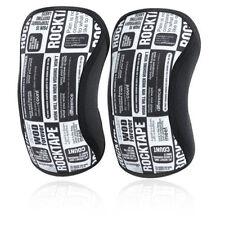 Vendas y soportes de órtesis color principal negro rodillas