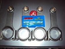 Fiat SOHC 1100 1300  X1/9 128 Yugo Zastava H beam conrods 120,00 mm