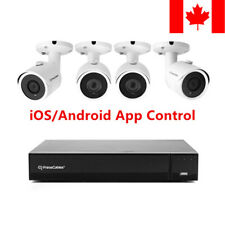 Security System 1080p 4CH DVR Camera Security Surveillance Home Outdoor Indoor
