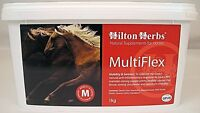 HILTON HERBS MULTIFLEX HORSE SUPPLEMENT SUPPORTS OPTIMUM MOBILITY