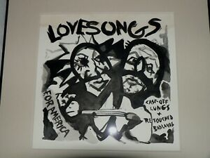 BOB DYLAN Love Songs For America TAKRL 2922 ORIGINAL SIGNED ARTWORK ROY N. OAK