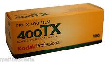 3 Pellicules film 120 noir et blanc Kodak 400 rollfilm Tri - X neuf stock France