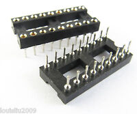 1pc IC Socket Adapter 18 PIN Round DIP High Quality