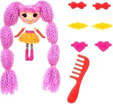 New! Mini Lalaloopsy Loopy Hair Doll Peanut Big Top! Rare!~