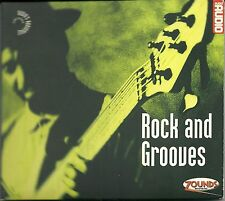 Rock And Grooves  Various 24 Karat Zounds Gold CD Audio's Audiophile  Vol. 16
