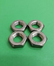 4x VW Beetle Front Torsion Beam Lock Nuts For Spring Pack Grub Screws Ghia Thing