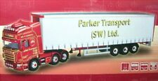 Scania R Semi-remorque Parker Transport (SW) Ltd