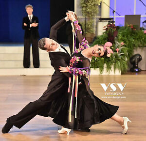 Stunning VSV Ballroom Dress