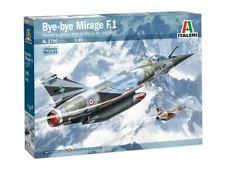 Italeri 1:48 2790 BYE-BYE Mirage F1 Model Aircraft Kit
