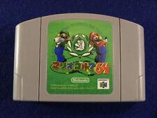 Mario Golf 64 (Nintendo 64 N64, 1999) Japan Import