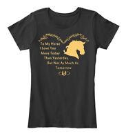 Horse-love More Than Women's Premium Tee T-Shirt
