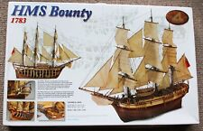 Artesania Latina 1/48 'Hms Bounty 1783' wooden ship kit #20810. New - unopened.