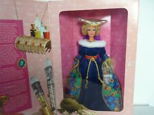 1994 Medieval Lady Barbie Doll From The Great Eras Collection MIB NRFB !