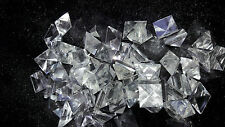 10 Pieces Crystal Quartz Pyramid Best Quality 10 mm to 14 mm AAAAA+++++